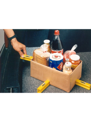 Defa Car Clett bagageverankering ->40kg 4 stuks