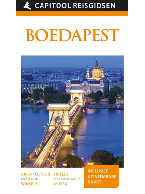 Capitool reisgids Boedapest