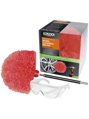 Quixx Wheel Cleaning Brush / Wielborstel voor mechanische aa
