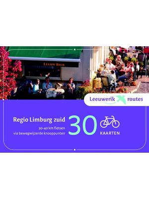 Fietsroutes Limburg zuid - Leeuwerik routes