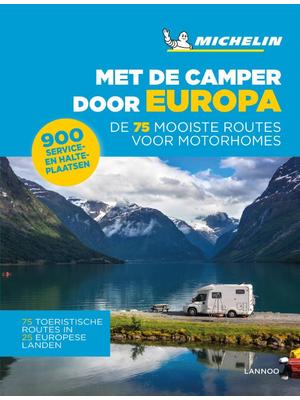 Michelin Met de camper door Europa