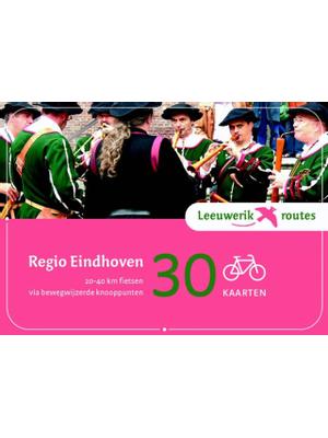 Fietsroutes Eindhoven - Leeuwerik routes