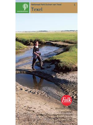 Falk Wandelkaart SBB 01 Texel