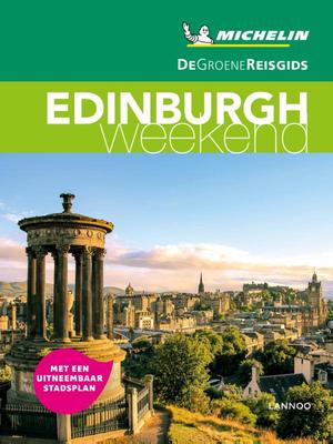 Michelin Groene Reisgids weekend Edinburgh