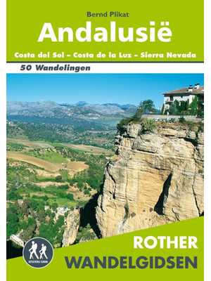 Rother wandelgids Andalusië