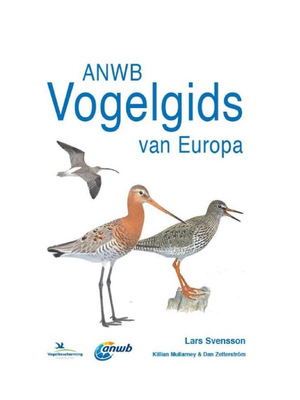 ANWB Vogelgids van Europa - Paperback