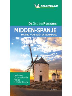 Michelin Groene Gids Midden-Spanje