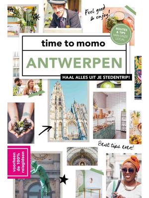 Time to Momo reisgids Antwerpen