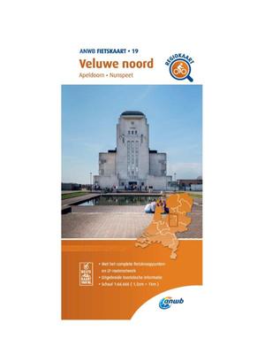 ANWB Fietskaart 19 - Veluwe Noord
