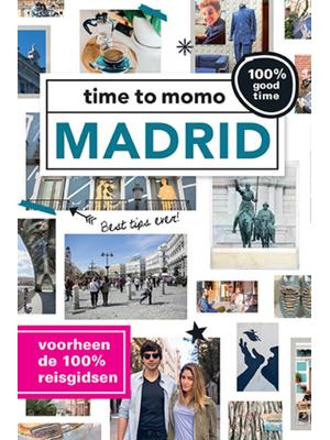 Time to momo reisgids Madrid