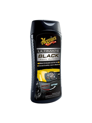 Ultimate black plastic restorer