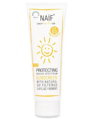 Naïf zonnebrand 50SPF
