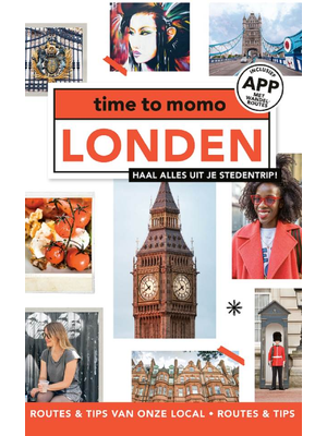 Time to Momo reisgids Londen