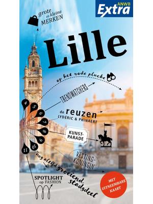 ANWB Extra reisgids Lille