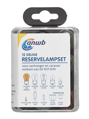 Reservelampenset