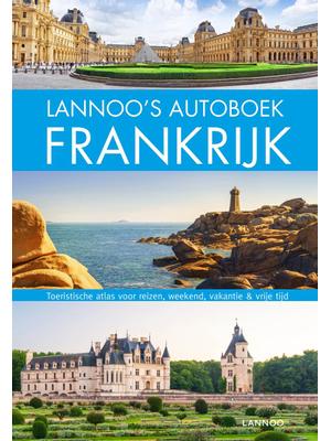 Lannoo autoboek Frankrijk