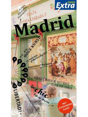 ANWB Extra reisgids Madrid