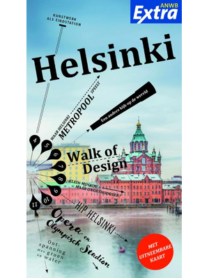 ANWB Extra reisgids Helsinki