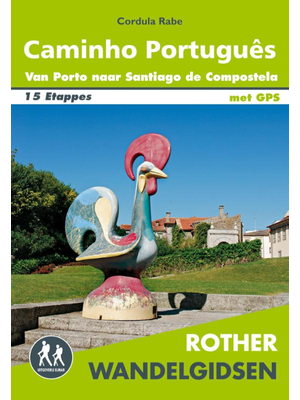 Rother wandelgids Caminho Portugues