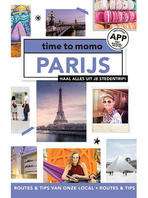 Time to Momo reisgids Parijs