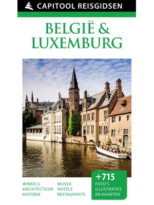 Capitool reisgids België en Luxemburg
