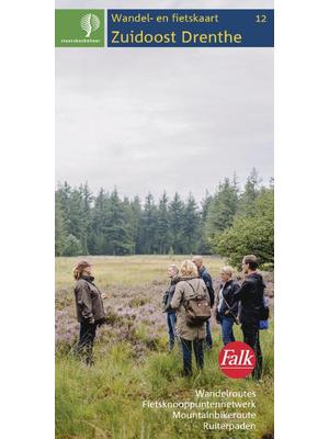 Falk SBB 12 -Wandelkaart Drenthe Zuidoost