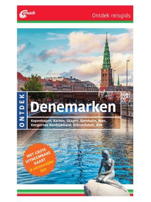 ANWB Ontdek reisgids Denemarken