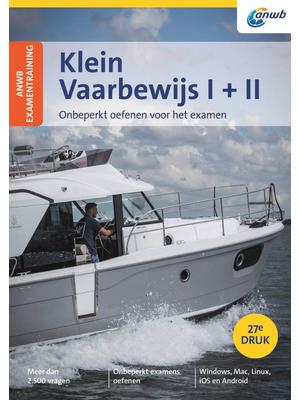 ANWB examentraining Klein Vaarbewijs I+II