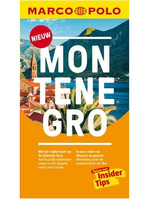Marco Polo reisgids Montenegro