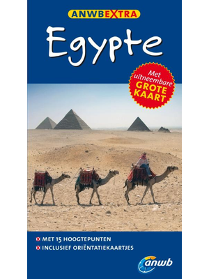 ANWB Extra Reisgids Egypte