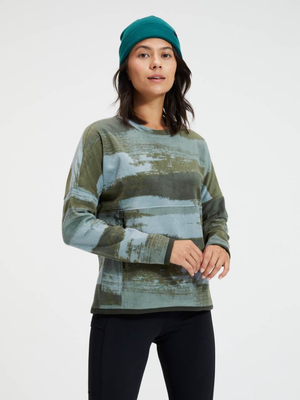 Cluni – Fleece sweater dames