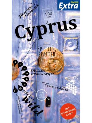 ANWB Extra reisgids Cyprus