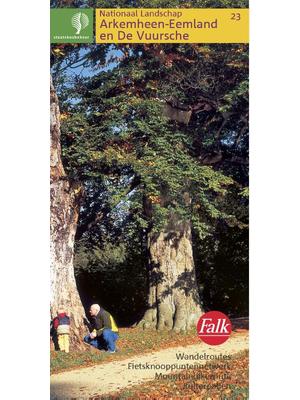 Falk Wandelkaart SBB 23 Arkenheem-Eemland en de Vuursche