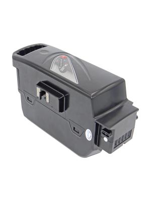 Fietsaccu voor een Panasonic 26 volt motorsysteem 17,6 Ah.