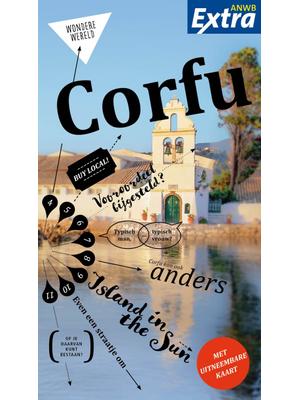 ANWB Extra reisgids Corfu