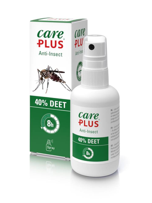 care Plus spray 40% Deet