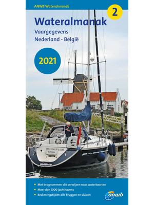 ANWB Wateralmanak deel 2 -2021