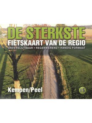 Sterkste Fietskaart Noord-Brabant