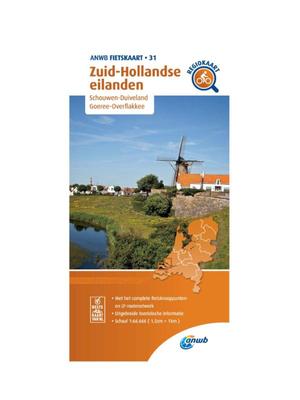 ANWB Fietskaart 31- Zuid-Hollandse Eilanden