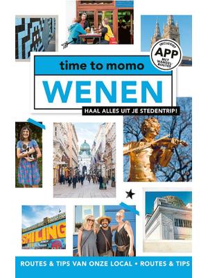 Time to Momo reisgids Wenen