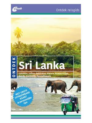 ANWB Ontdek reisgids Sri Lanka