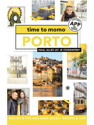 Time to Momo reisgids Porto