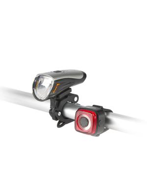ANWB LED Fietsverlichting  set oplaadbaar met Duits Keurmerk