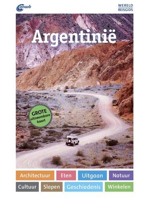 ANWB Wereldreisgids Argentinië