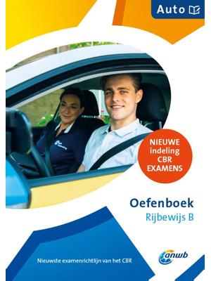 ANWB Oefenboek Rijbewijs B - auto