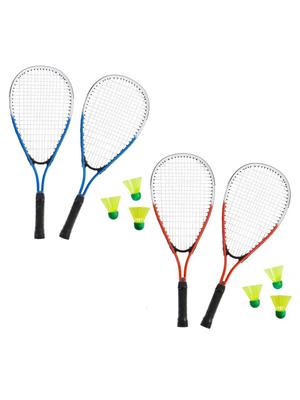 SportX speed badmintonset in tas