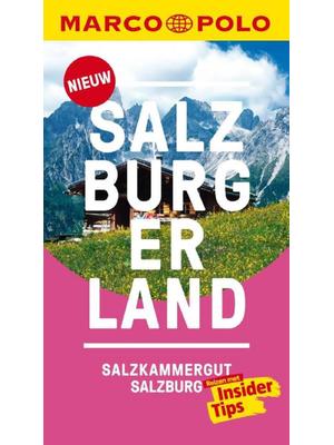 Marco Polo reisgids Salzburgerland