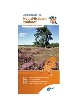 ANWB Fietskaart 38- Noord-Brabant Zuidoost