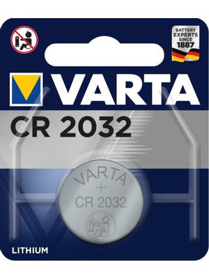 Varta Lith CR2032 2 stuks