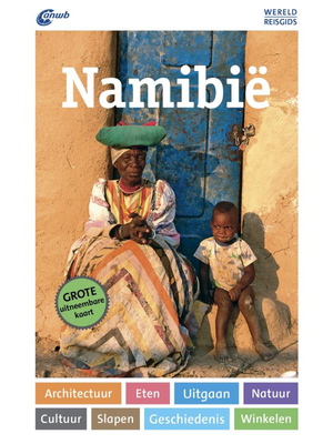ANWB Wereldreisgids Namibië